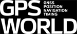 Logo GPS world